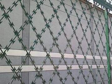 刀片刺绳护栏